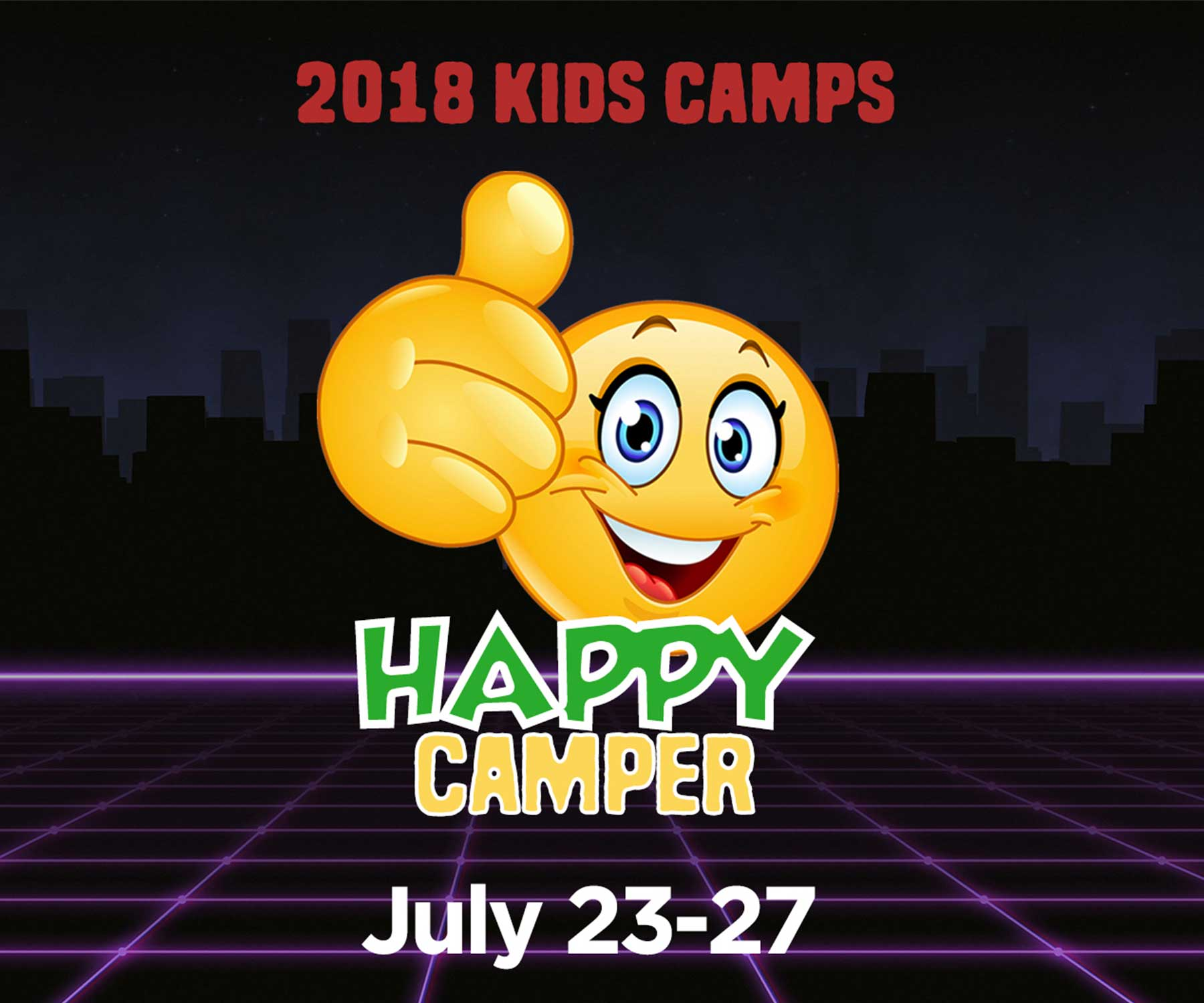 Kids camp reg
