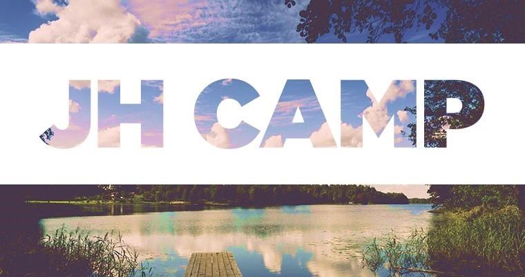 Jh camp logo