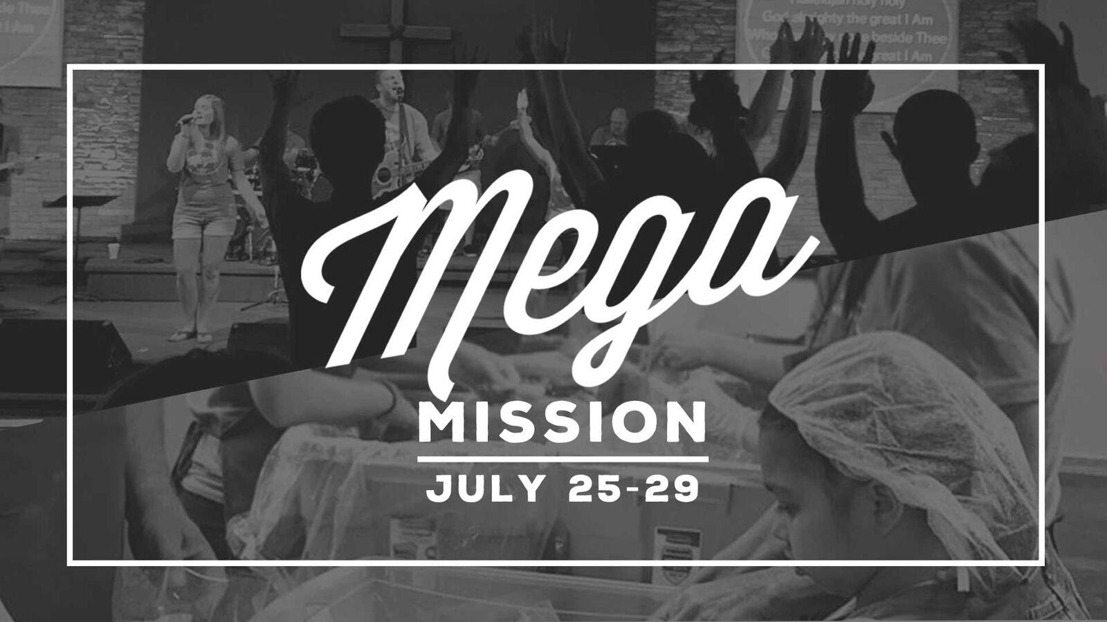 Lake mega mission app wide preview