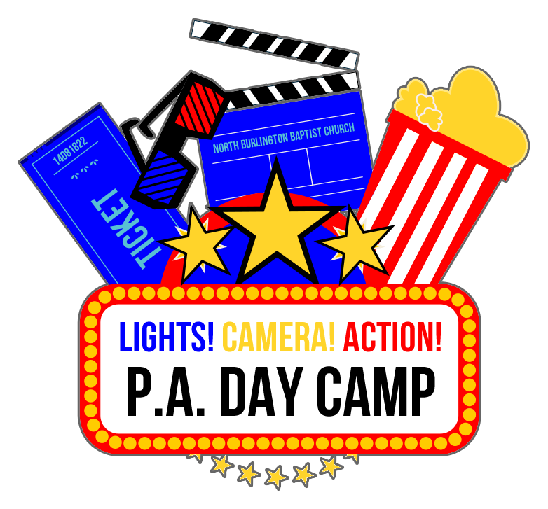 Pd day camp logo