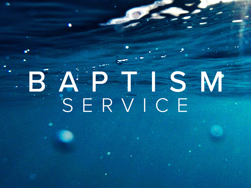 Baptism graphic for pco