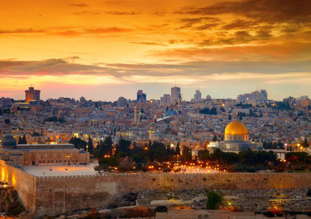 Jerusalen navidad