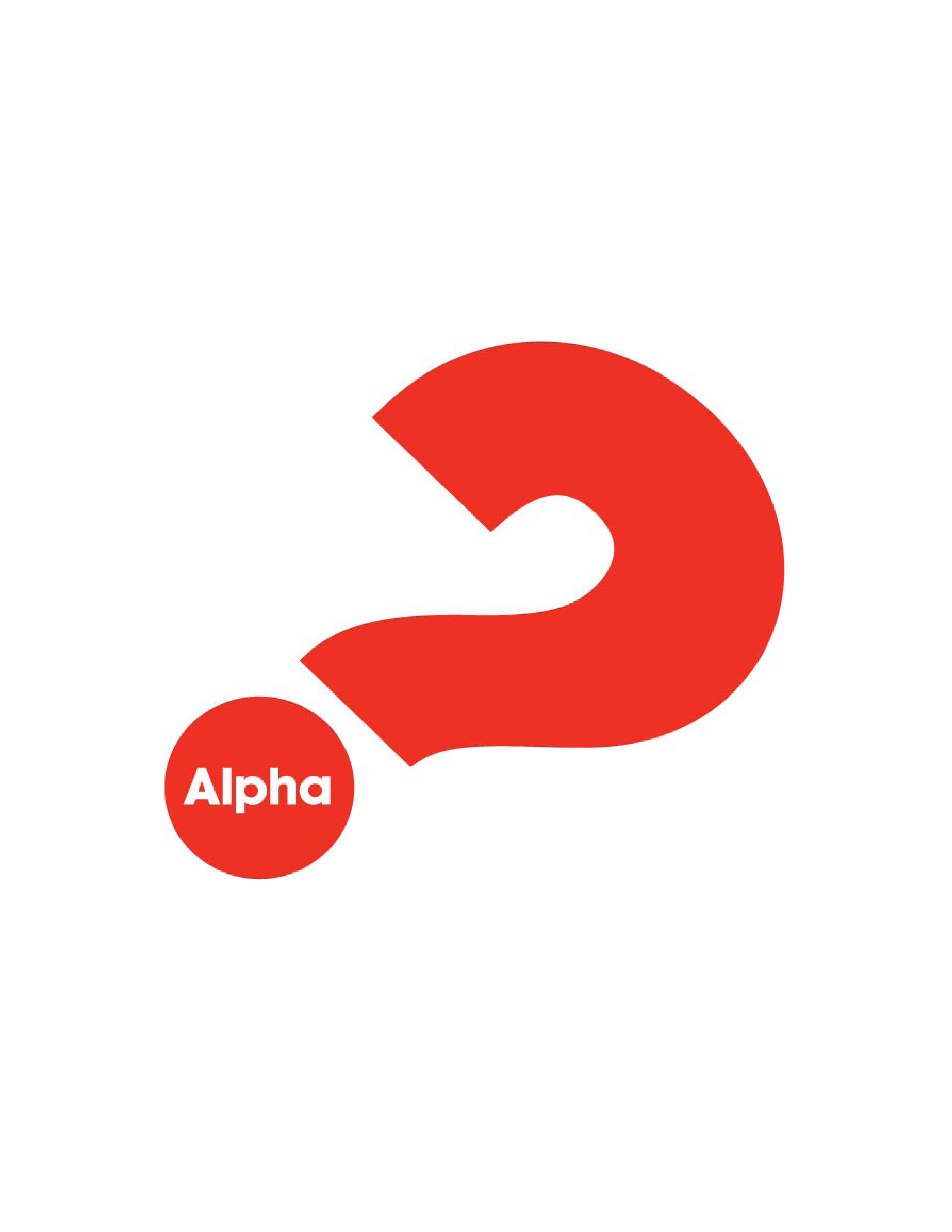 Alpha logo 3