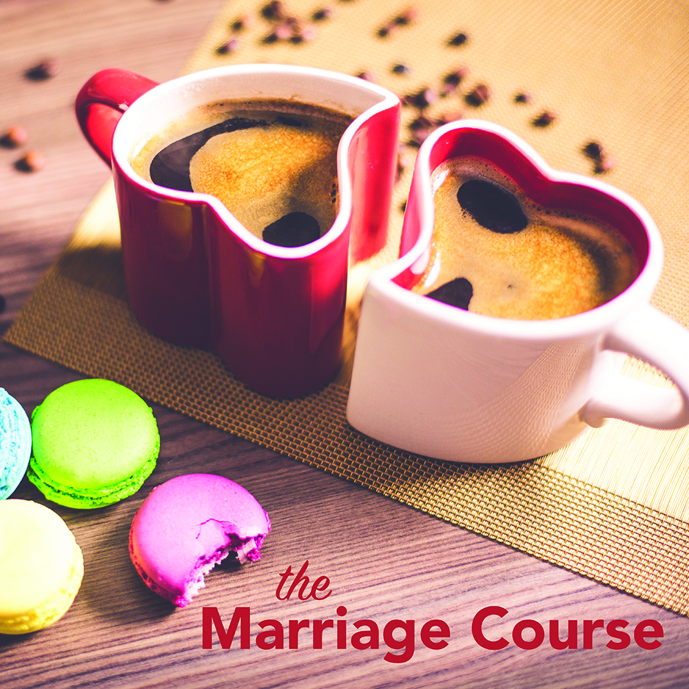 Marriage course front
