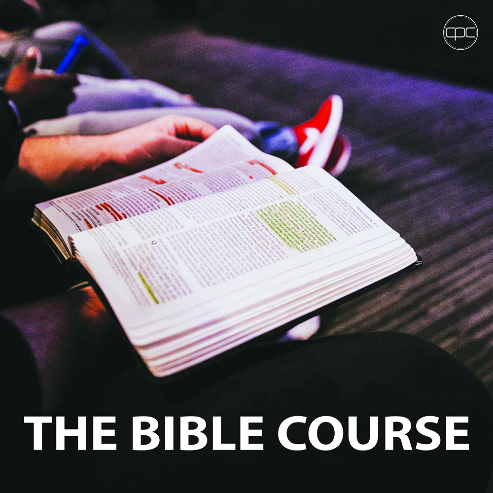 Bible course front