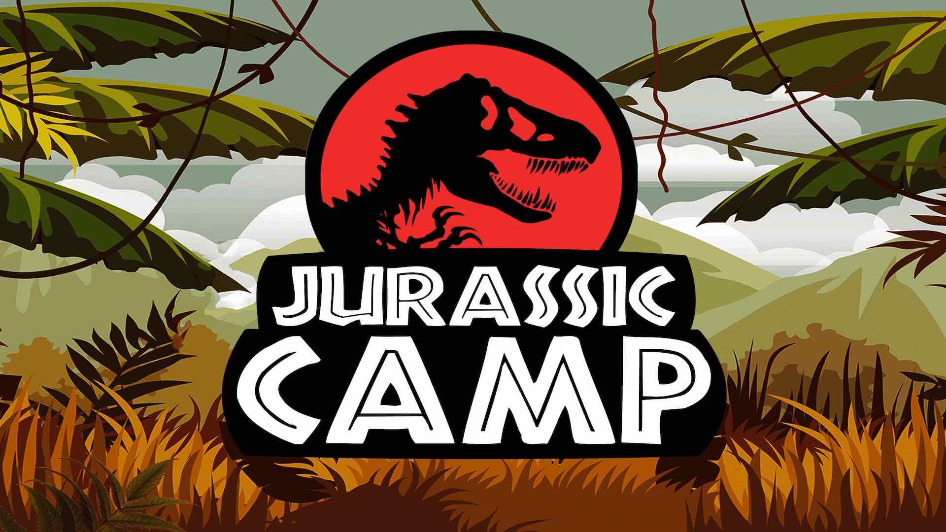 Jurassic camp web