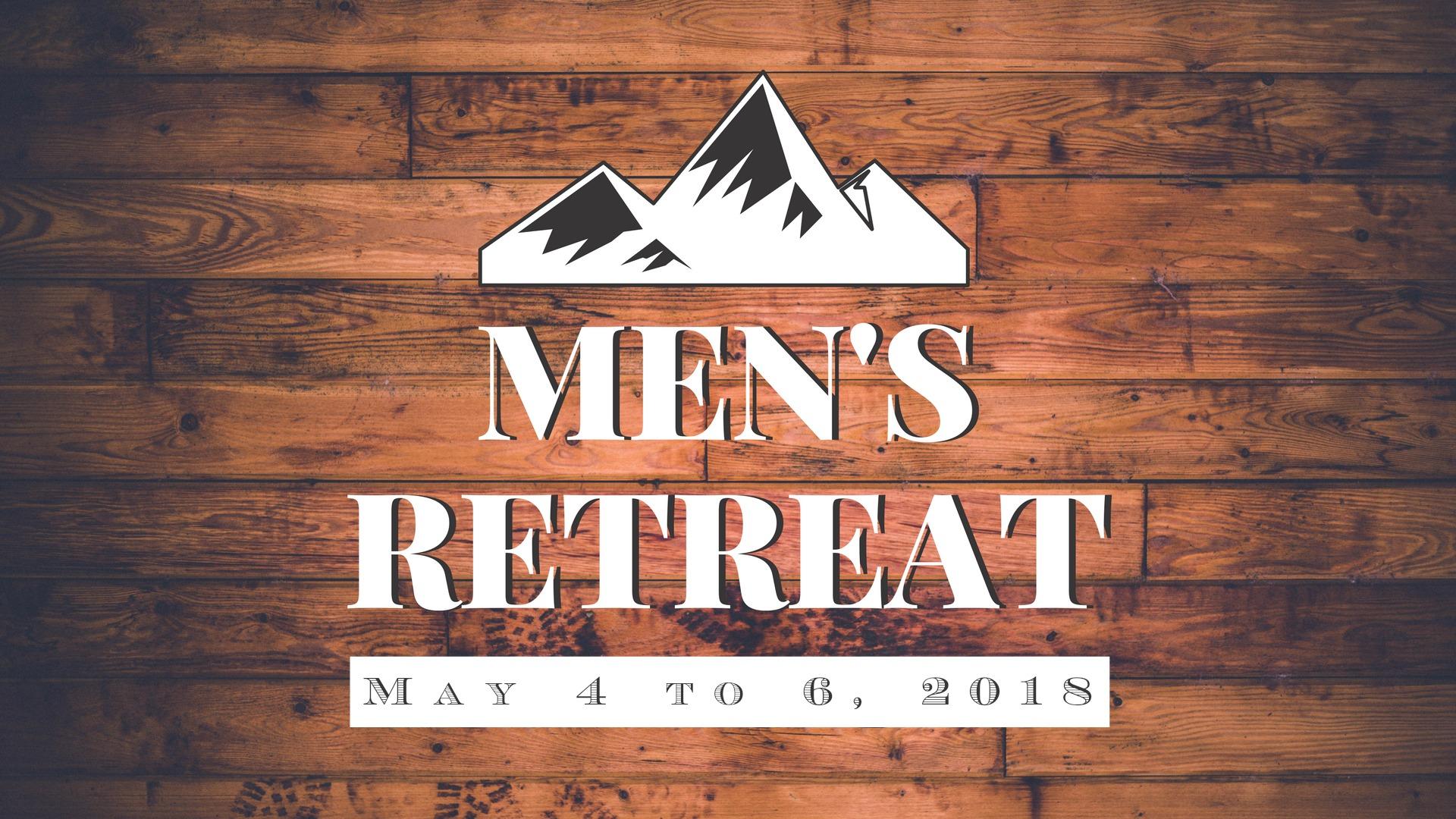 Men s retreat