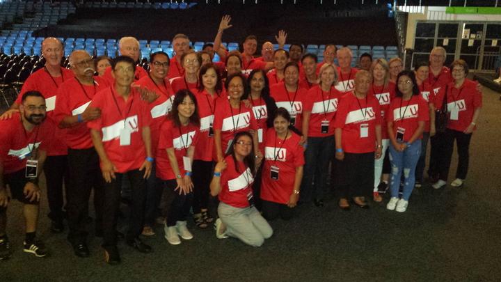 NZB 2019 Volunteer Team logo image