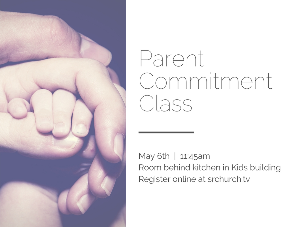 Parent commitment  new   acrylic
