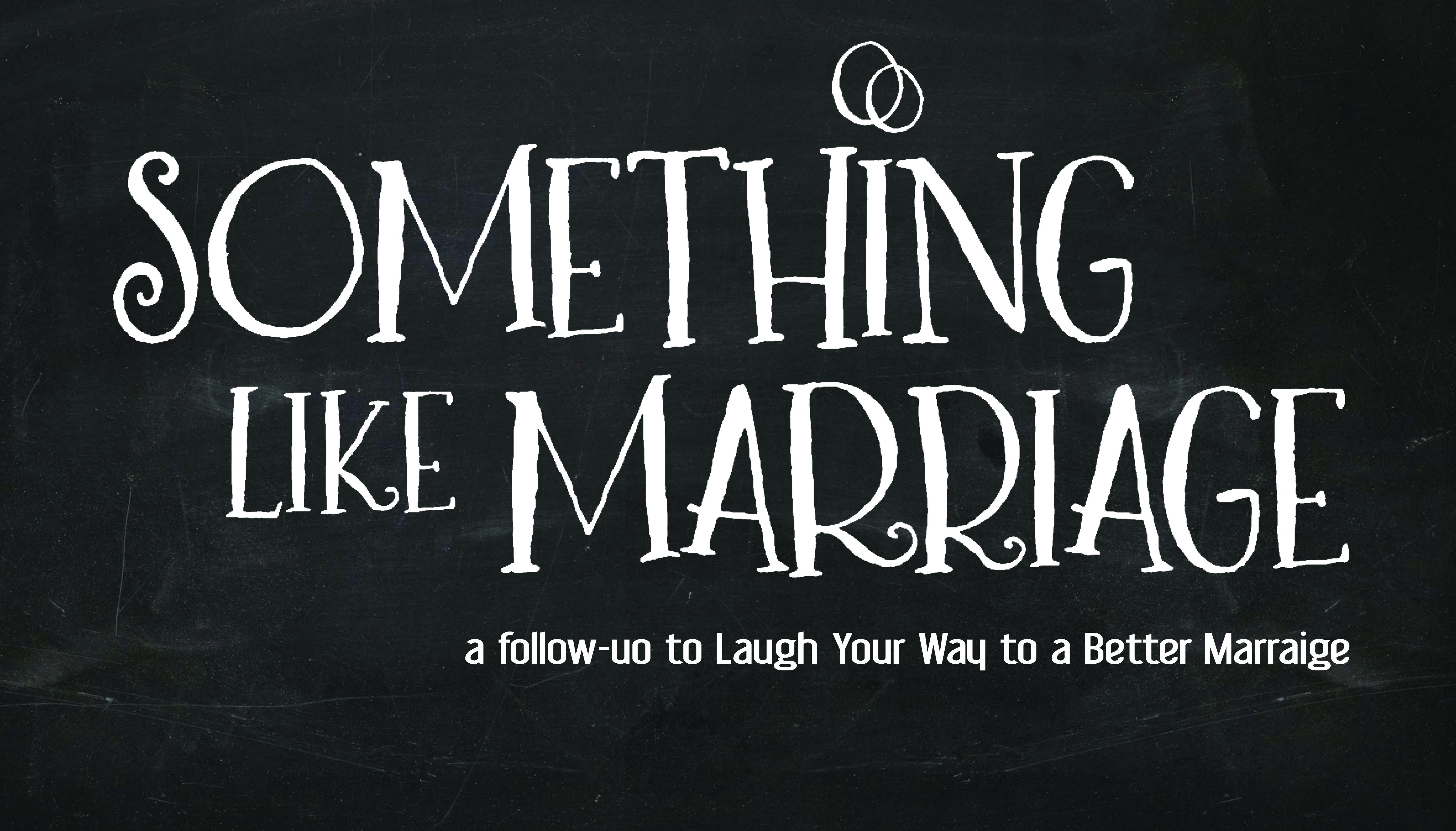 Enew something marriage