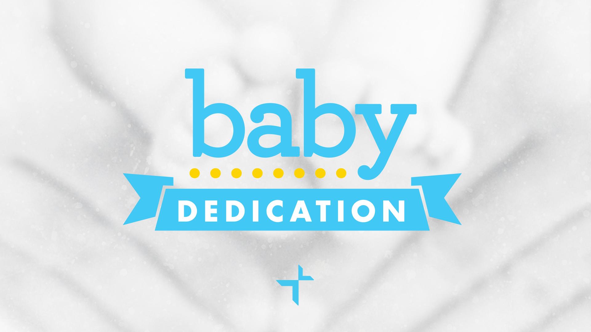 Babydedication no date