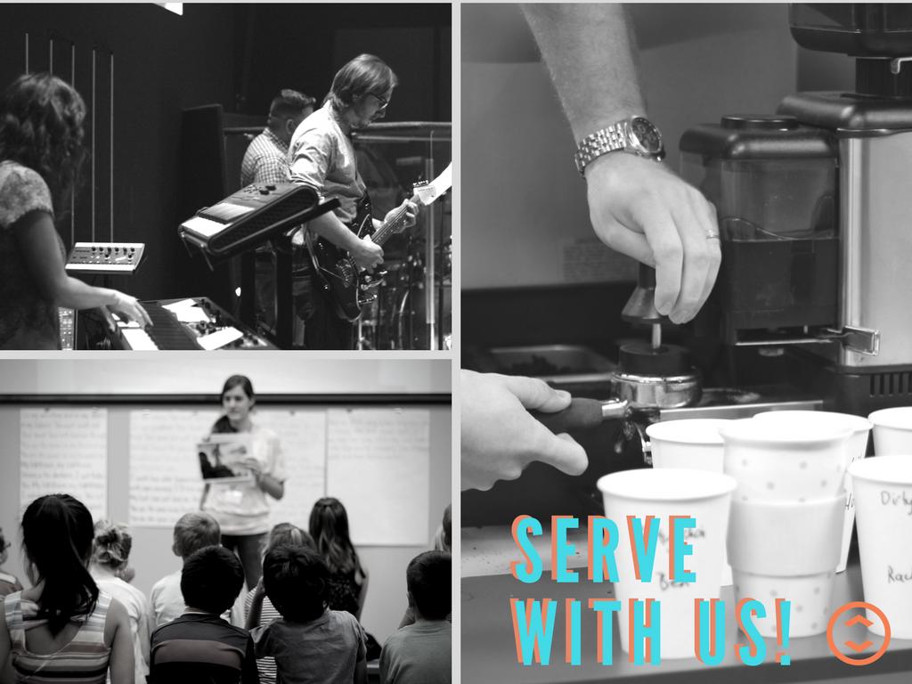 Serve event