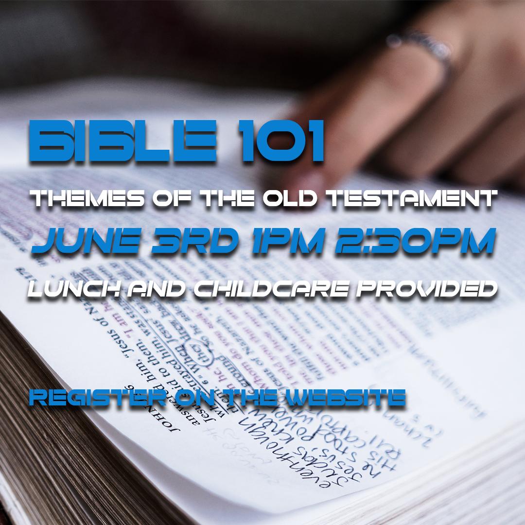Bible 101 2018 square