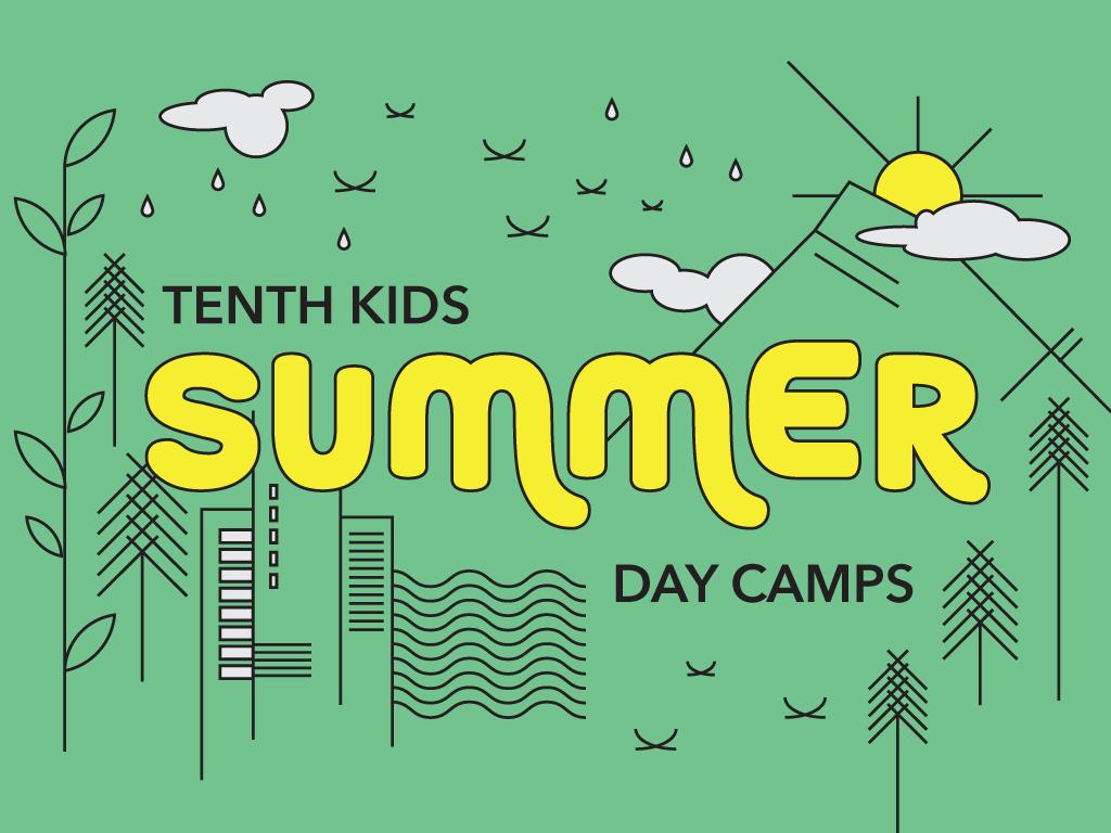 Summer camp web event