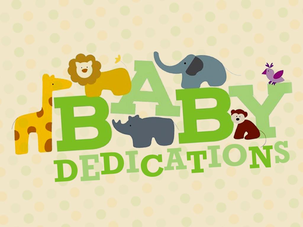 18 baby dedications   pco icon