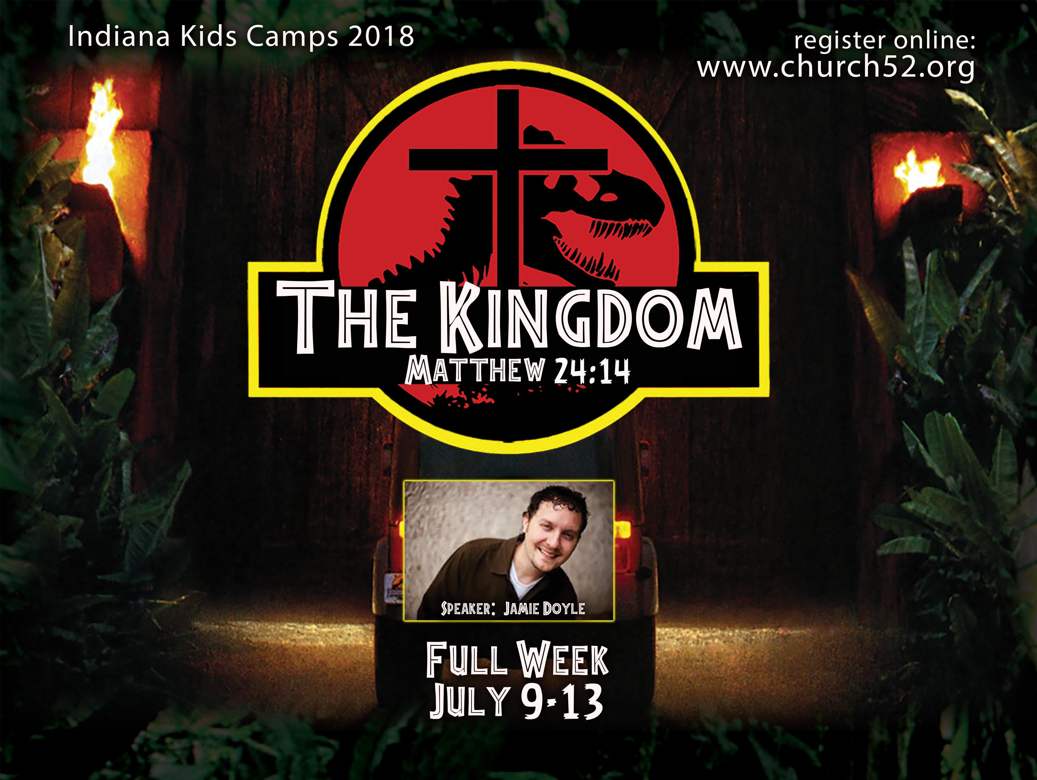 2018 kids camp