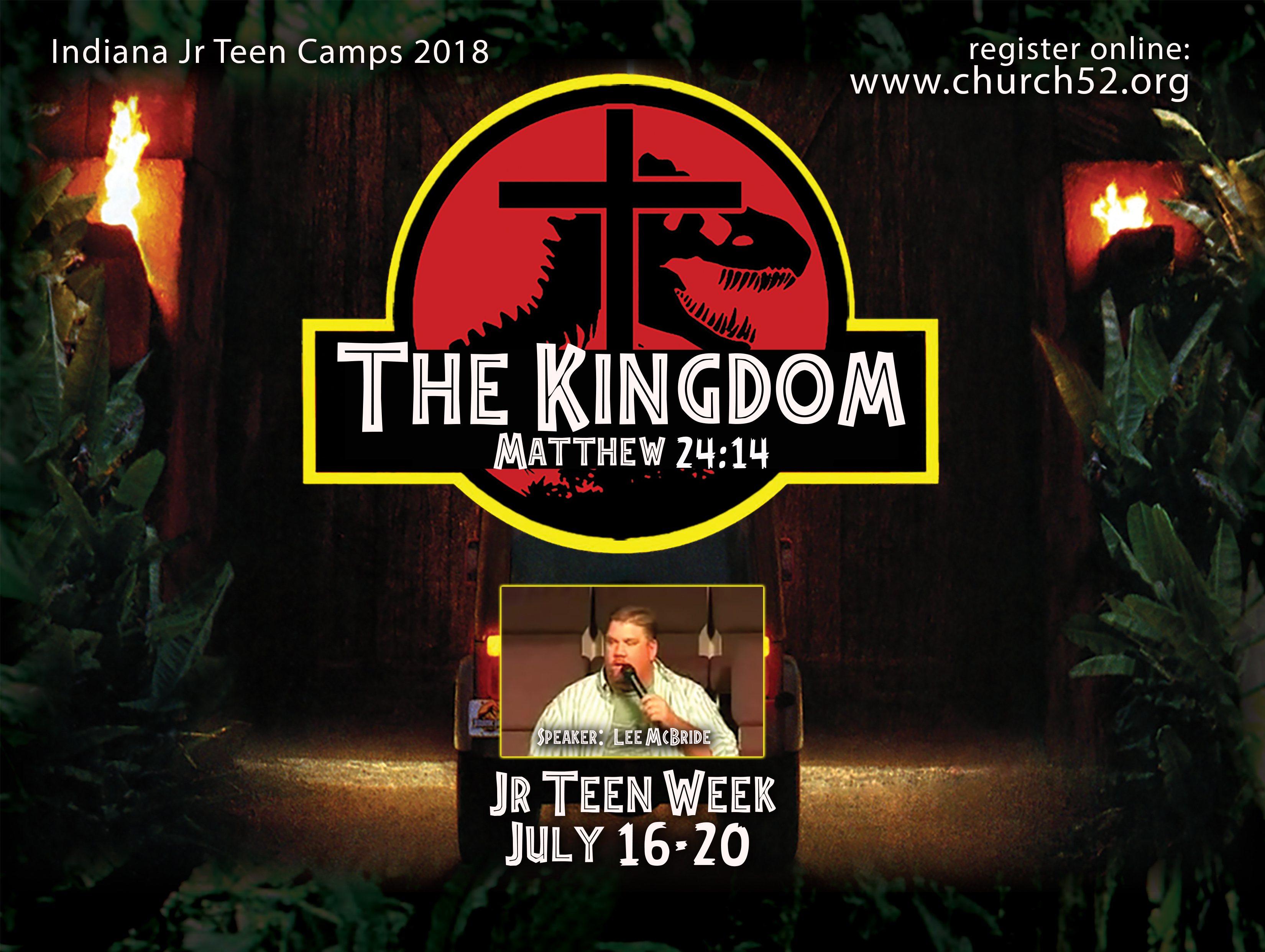 2018 jr teen camp