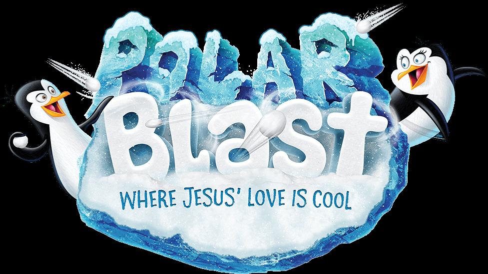 Polar blast weekend vbs 2018 logo 2