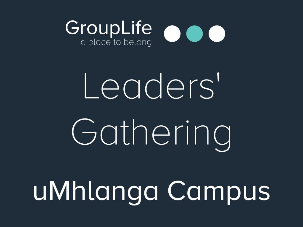 Umhlanga leaders  gathering