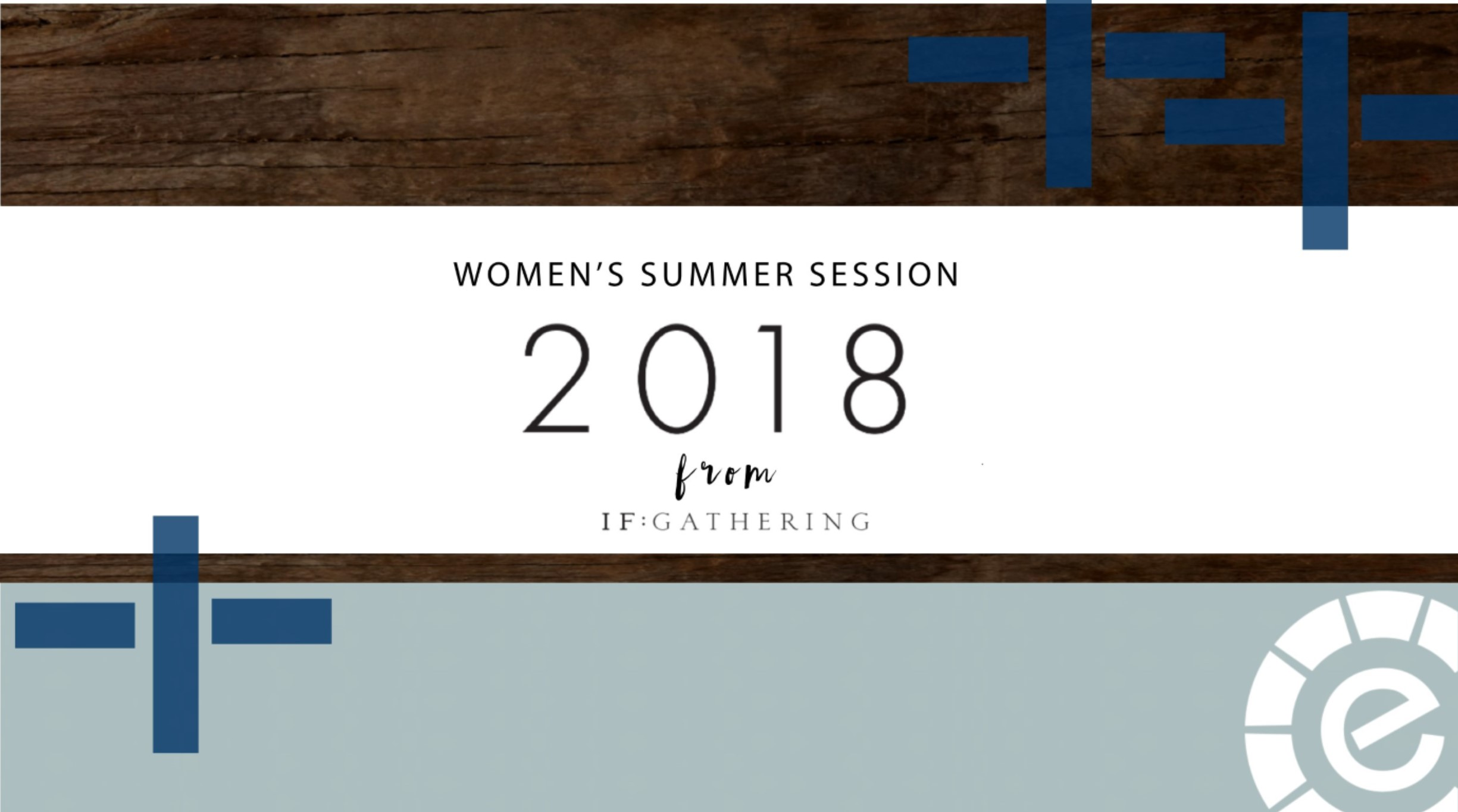 Women s summer session 2018