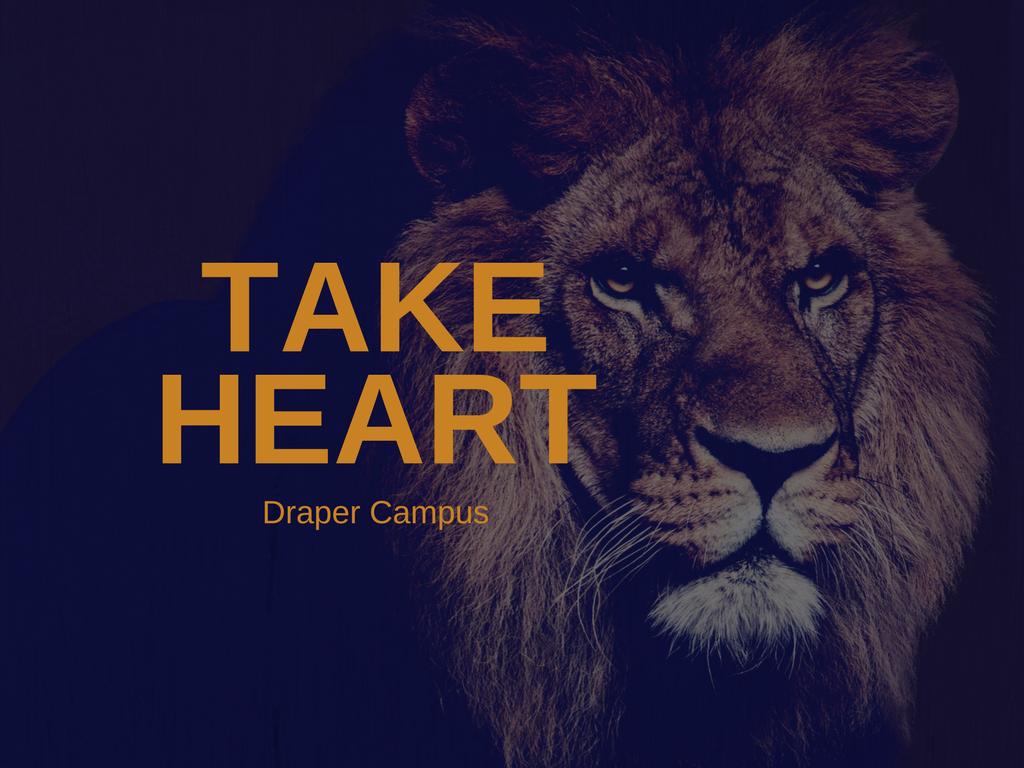 Take heart reg button