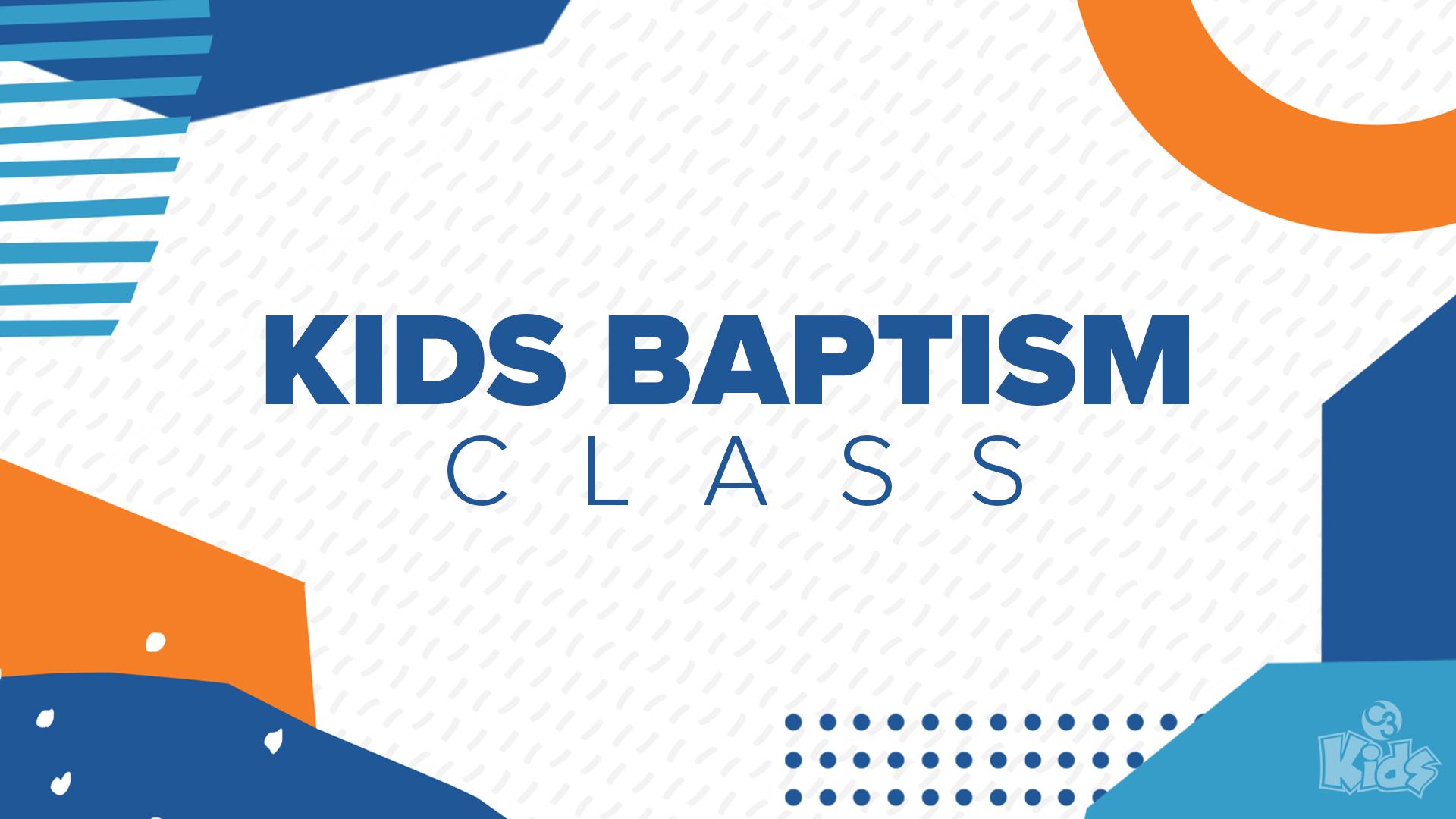 Kidsbaptism