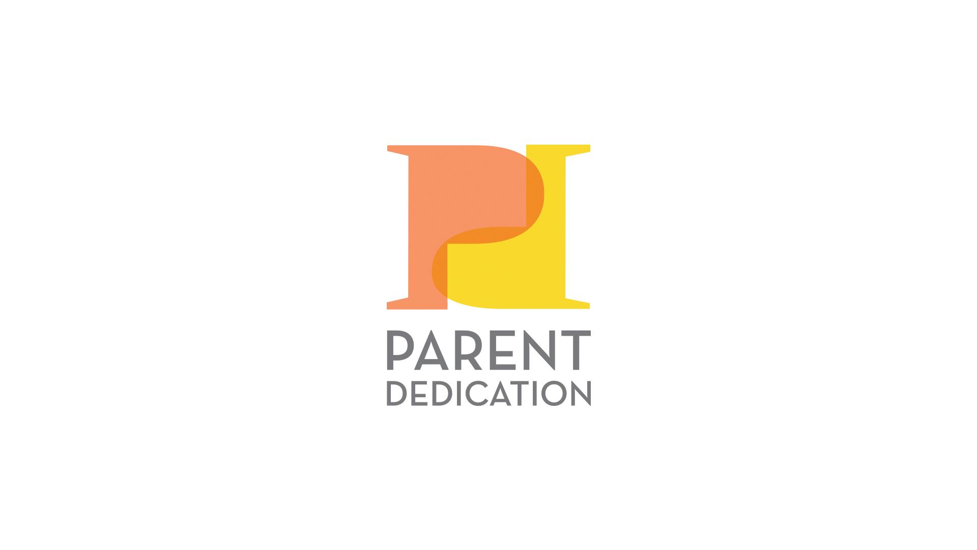 Parent dedication logo slide