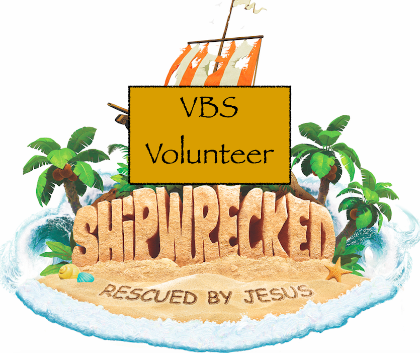 Vbs volunteer logo