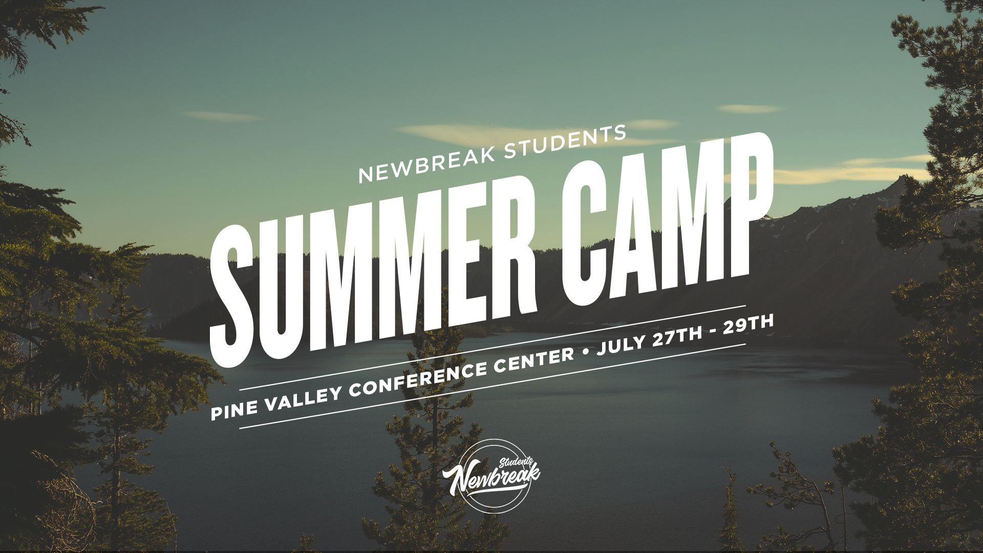 Students summer camp