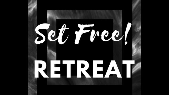 Set Free! Retreat logo image