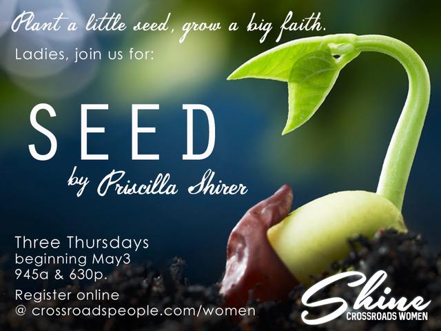 Seed 2 registration