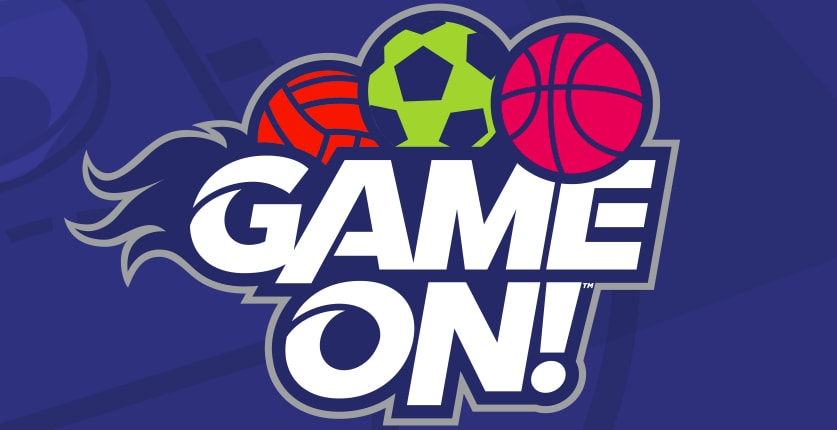 Game on vbs 2018 grahpic