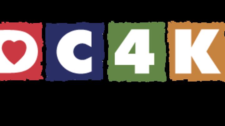 DivorceCare for Kids (DC4K) logo image