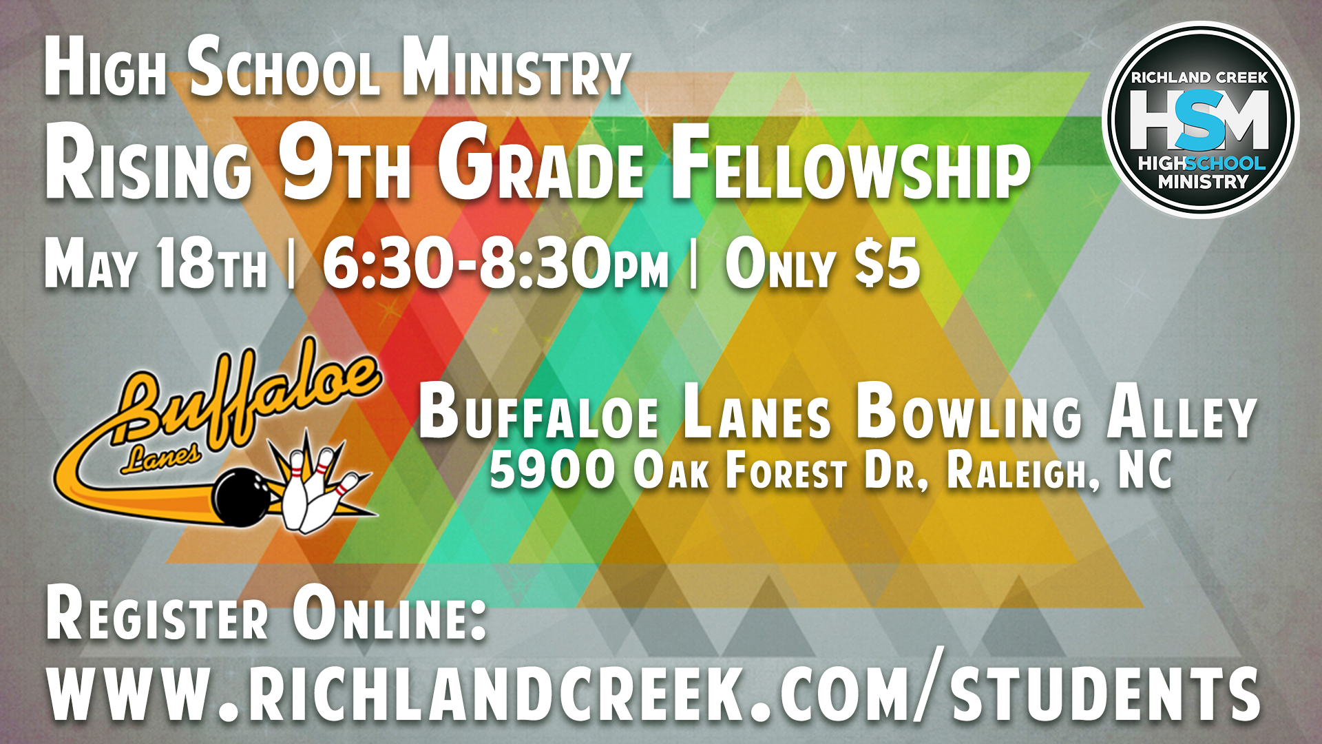 Rising  9th grade fellowship