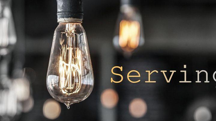 Serving at Sandhills  logo image