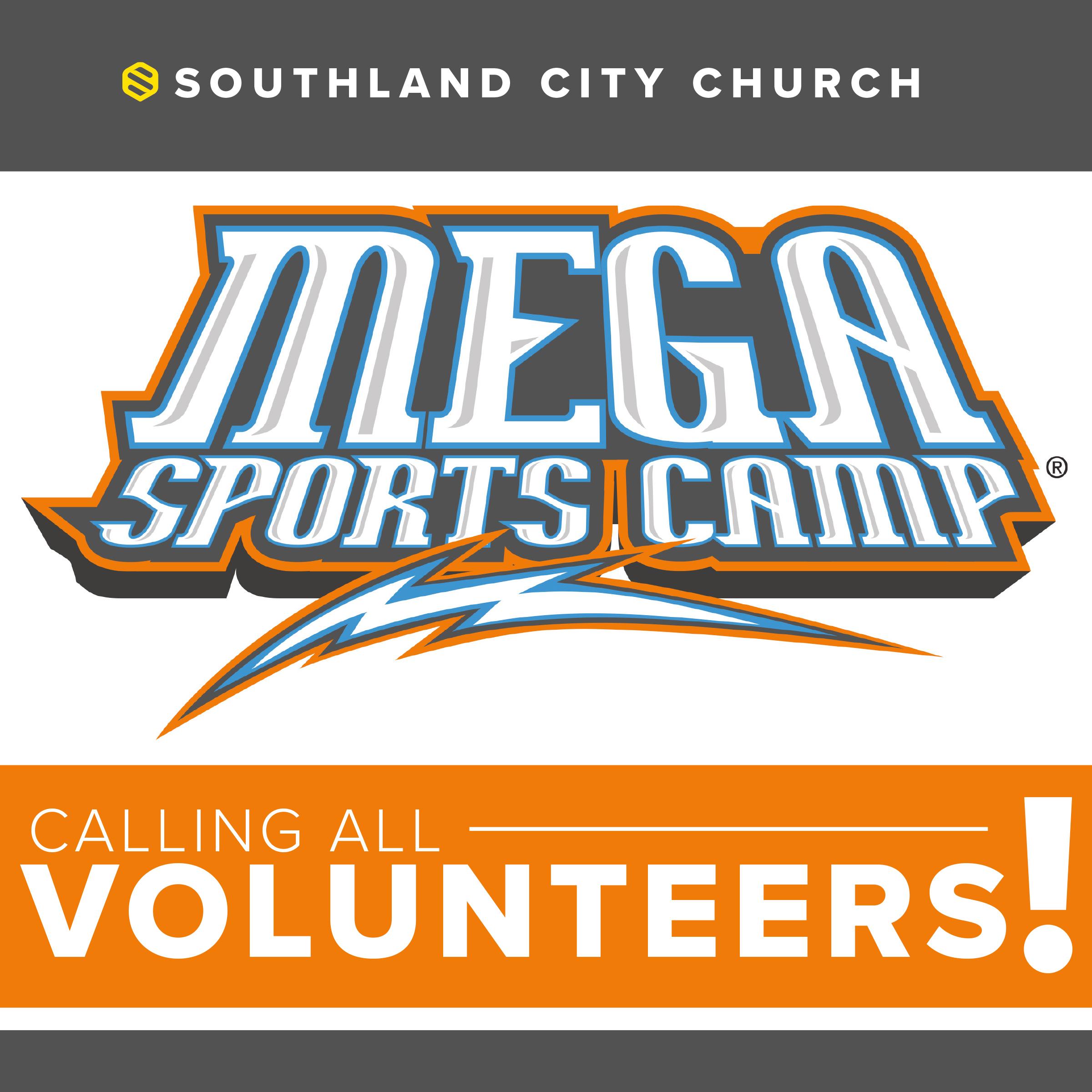 Volunteer registration logo