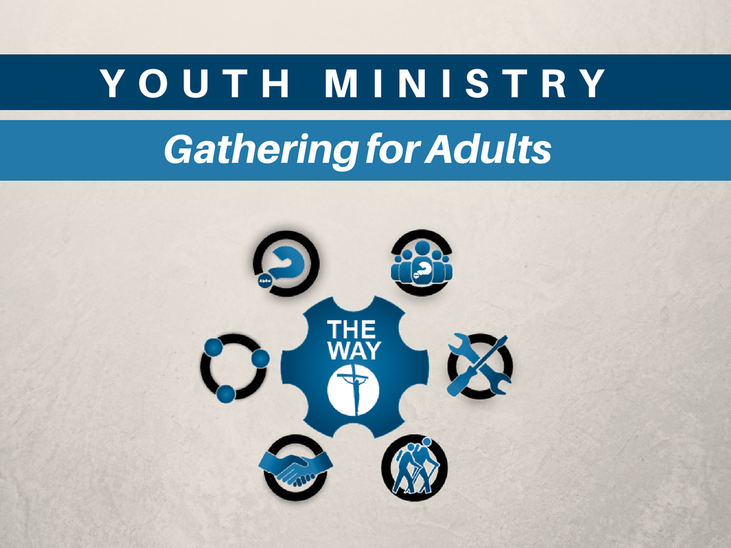 Youth ministry along the way