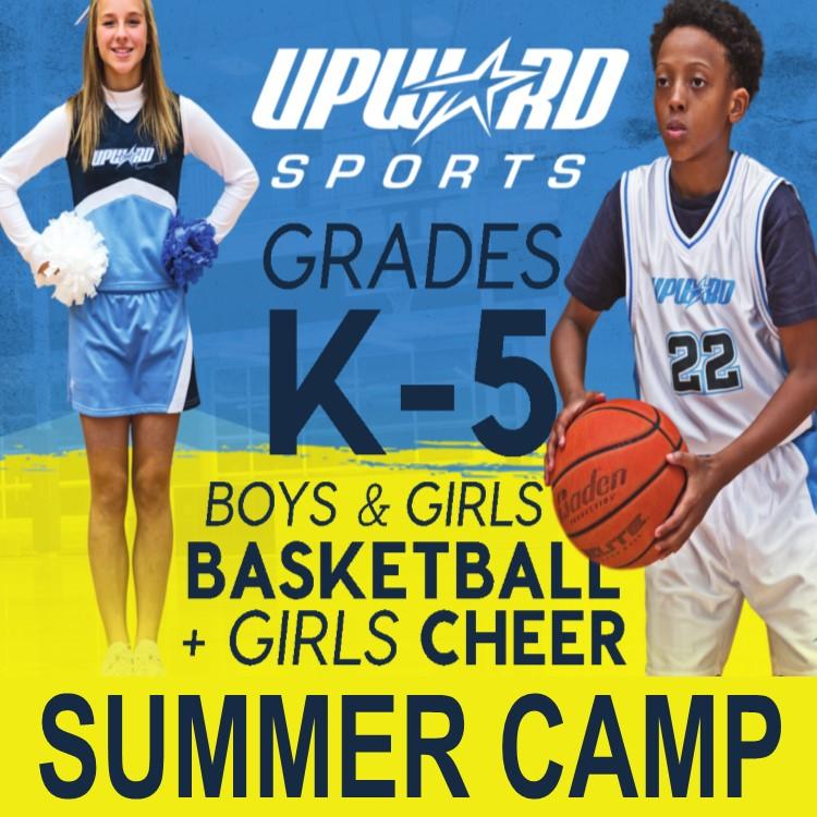 Upward camp logo