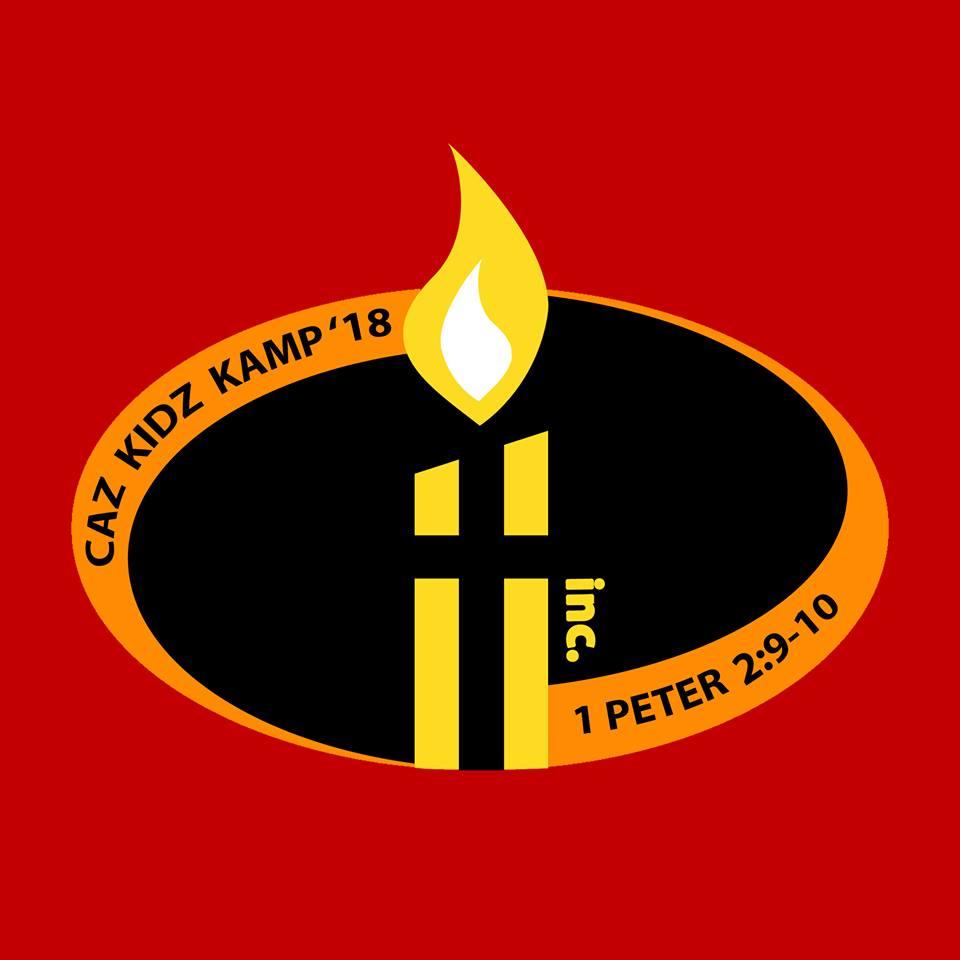 Caz kidz kamp logo 2018
