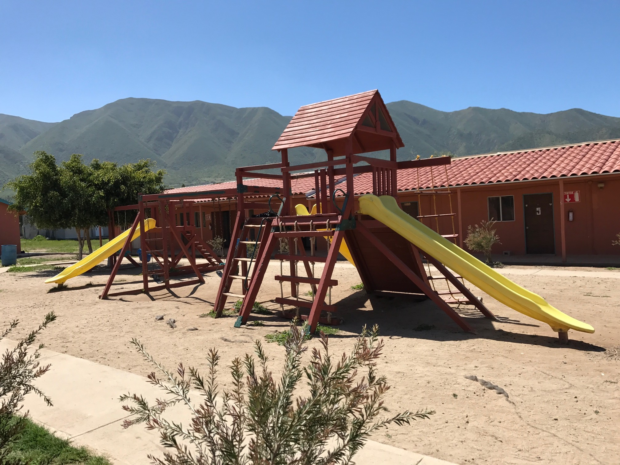 Maneadero playground
