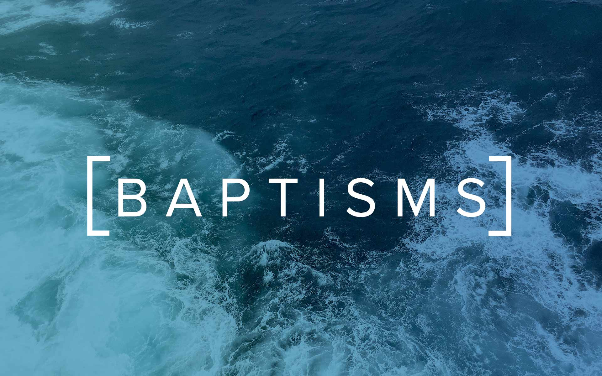 Baptisms app wide