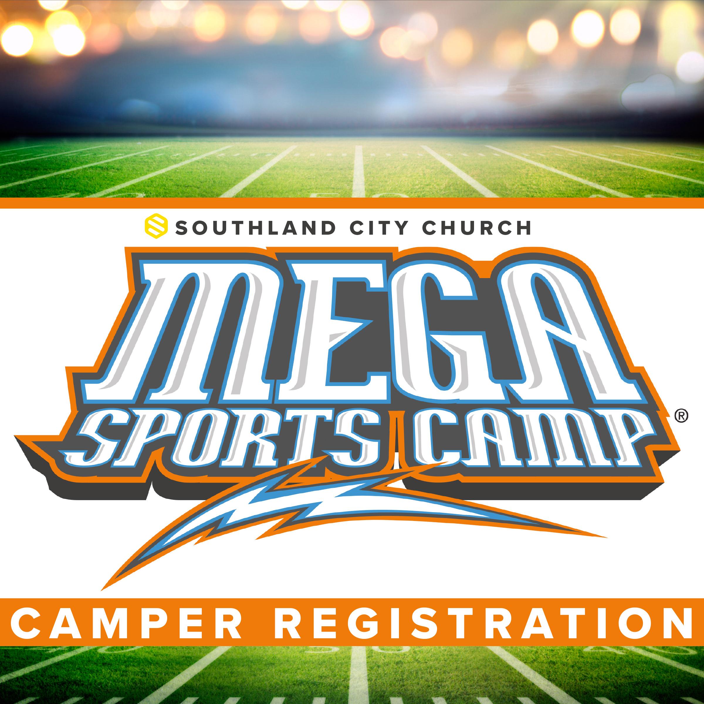 Camper registration logo