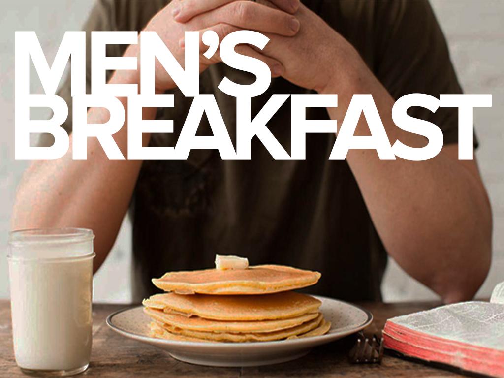 Men s breakfast pco reg