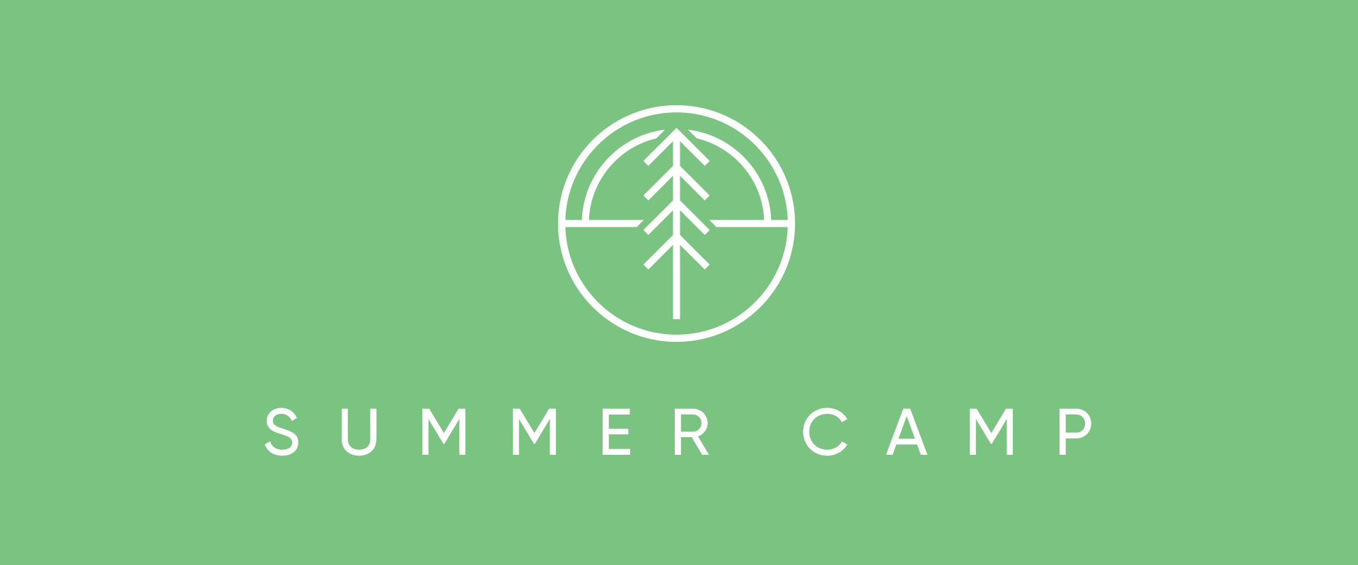 Summer camp events page