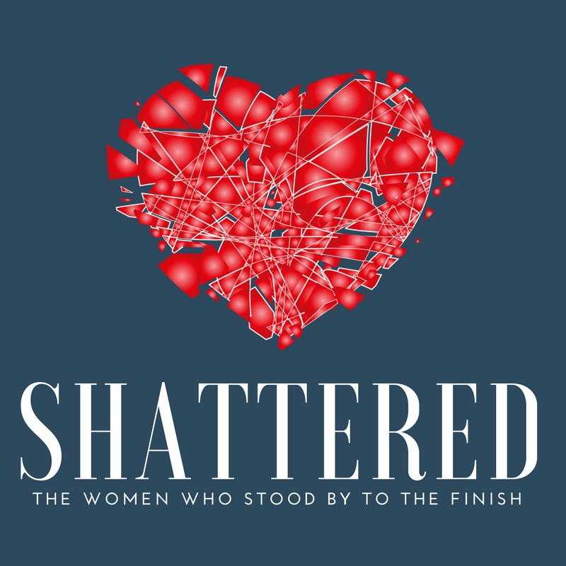 Shattered cards