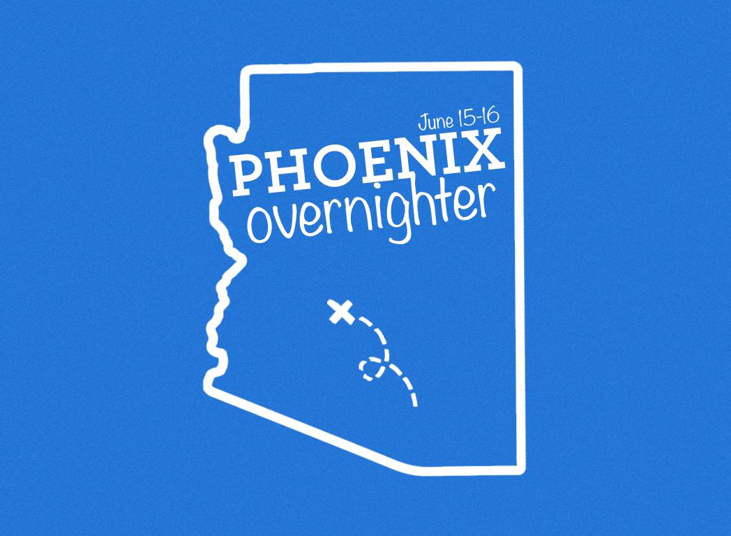 Phx overnighter logo no grade