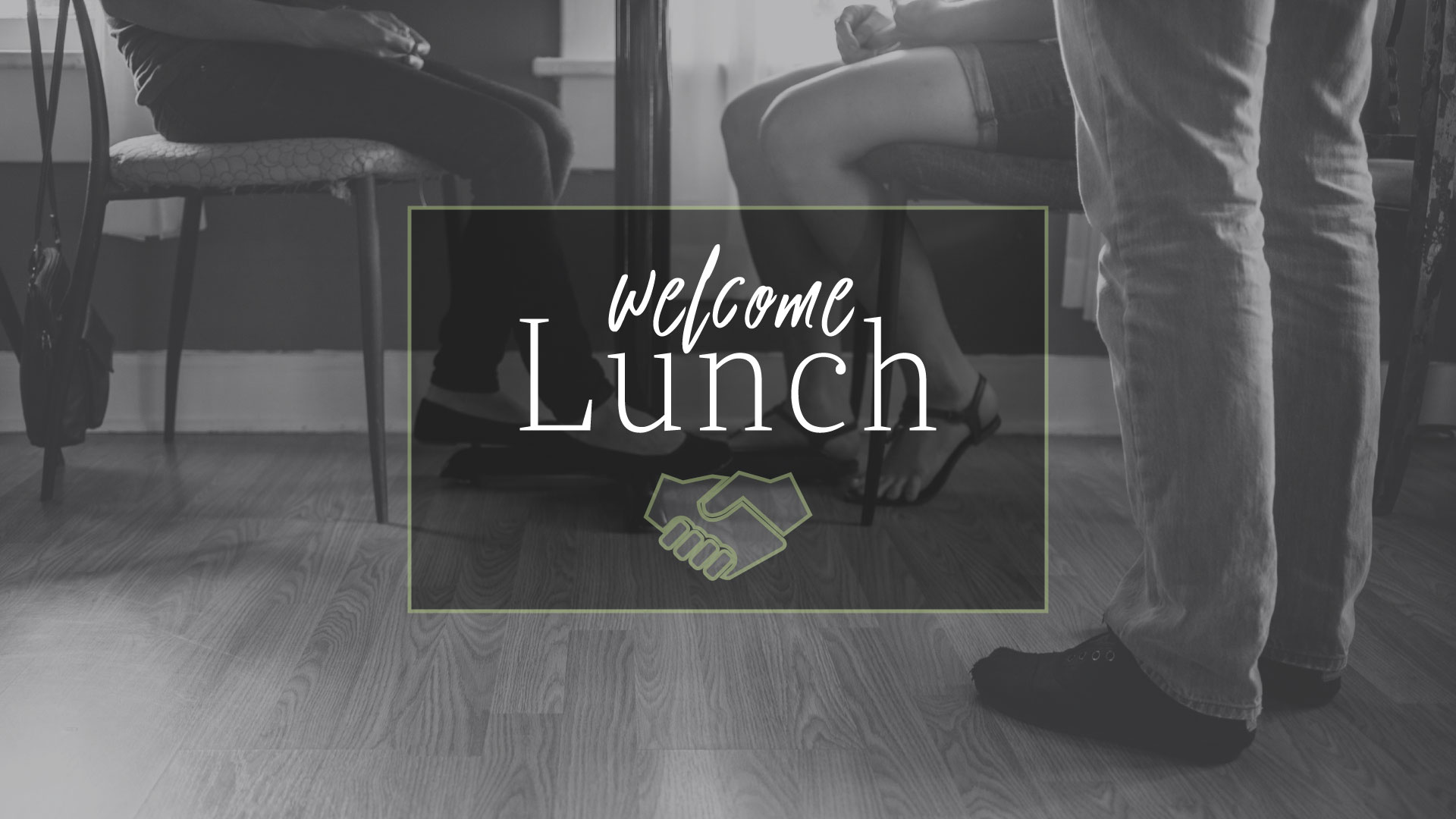 180504 welcome lunch