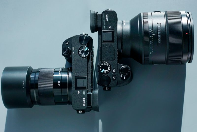 Sony a6500 a6300 a6000 deal sale 800x538