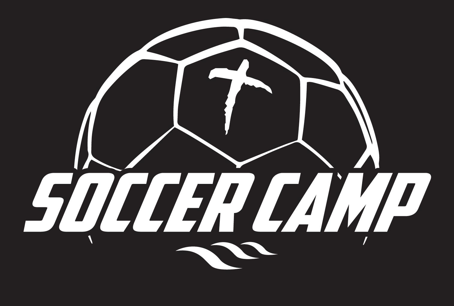 Soccer camp logo