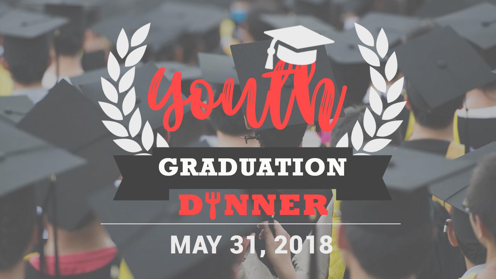 Grad dinner   may 2018   slide